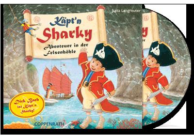 K?pt'n Sharky - Abenteuer in der Felsenhöhle