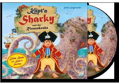 K?pt'n Sharky und der Riesenkrake