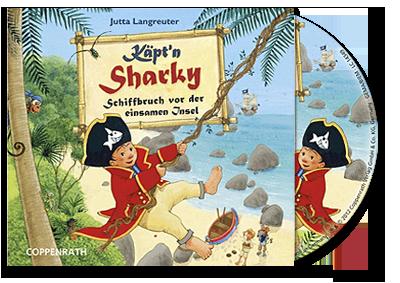 K?pt'n Sharky - Schiffbruch auf der einsamen Insel