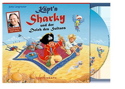 Käpt´n Sharky und der Dolch des Sultans...