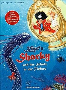 Käpt´n Sharky und der Schatz in der Tiefsee...