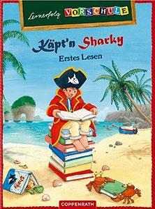 Käpt´n Sharky - Erstes lesen...