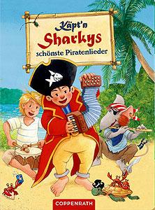 Käpt´n Sharky - Piratenlieder...